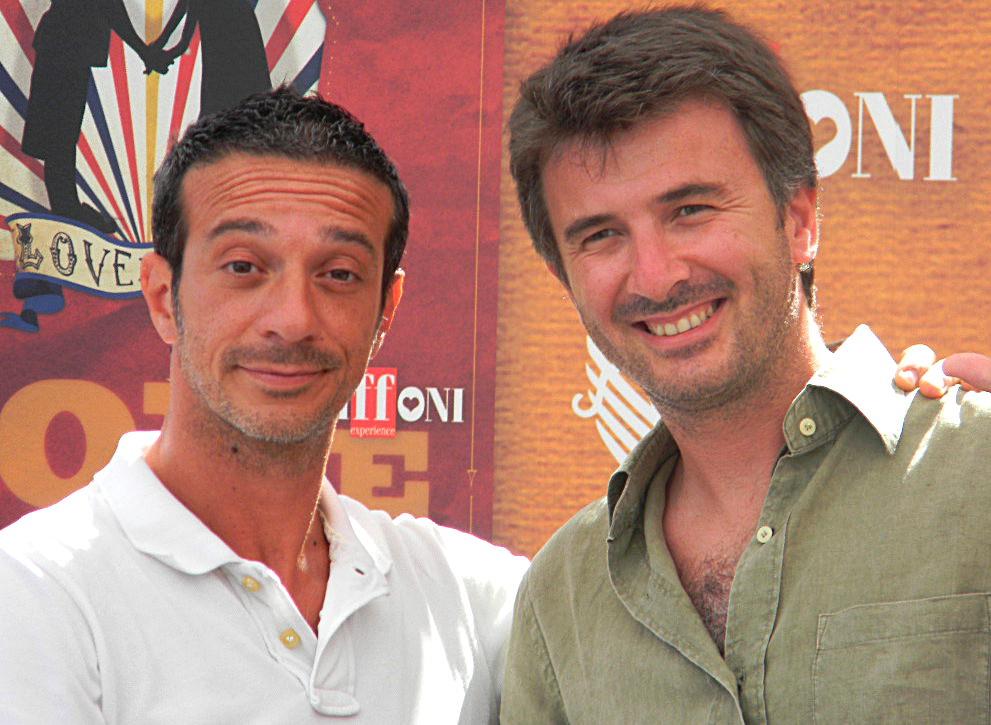 """Il primo ciak di """"L'ora legale"""" a Termini Imerese: il nuovo film di Ficarra e Picone"""