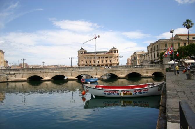 Siracusa: chiuso il ponte Calafatari, è pericolante