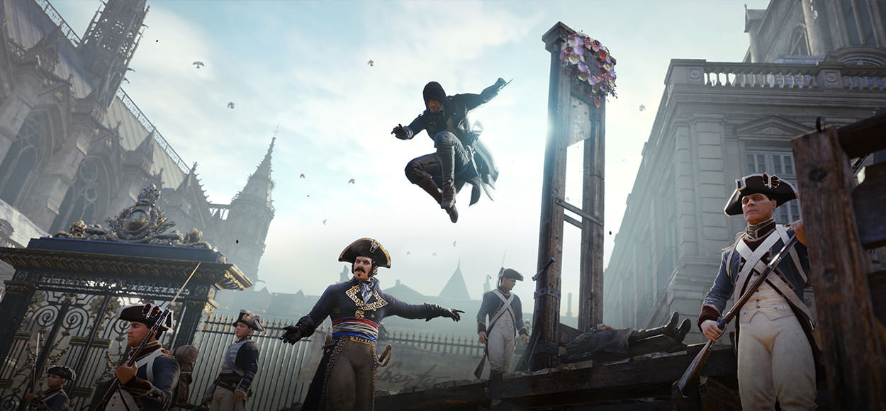 Nuovo gioco multipiattaforma: Assassin's Creed Unity