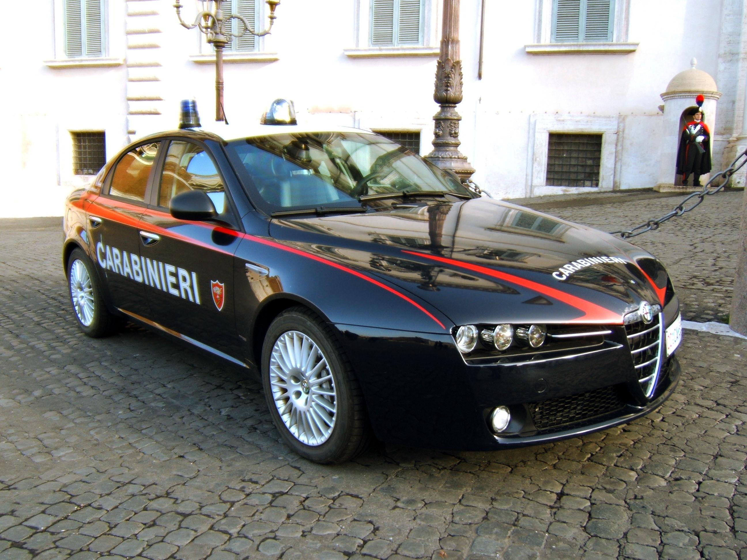 Furto d'auto alle Zagare, arrestati i ladri