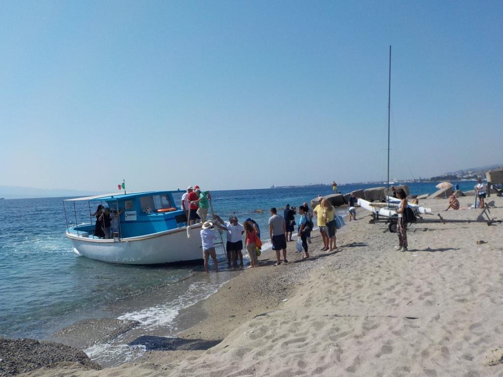 """""""Un mare da vivere"""": viaggio senza barriere sociali"""