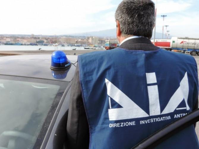 """La Dia  arresta Mario Pappalardo della """"cosca"""" Mazzei"""