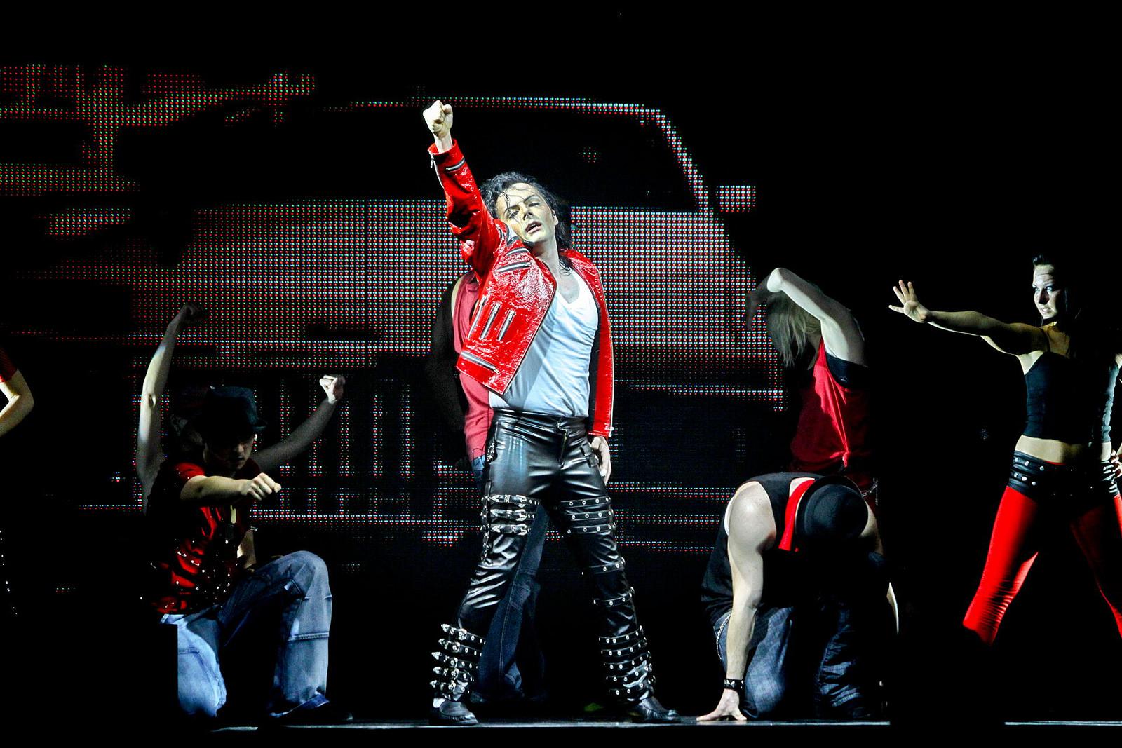 Etnapolis, grande festa per Michael Jackson