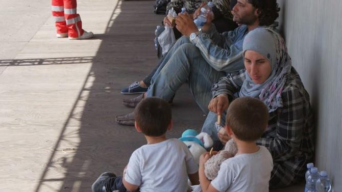 Recuperati 2 cadaveri di migranti dal Peluso