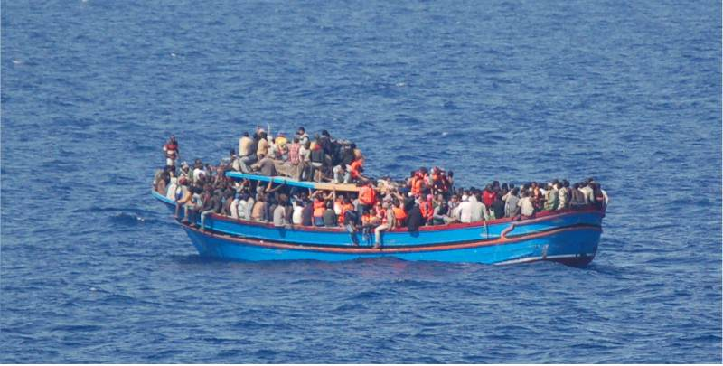 Salvati 88 migranti al largo di Vendicari