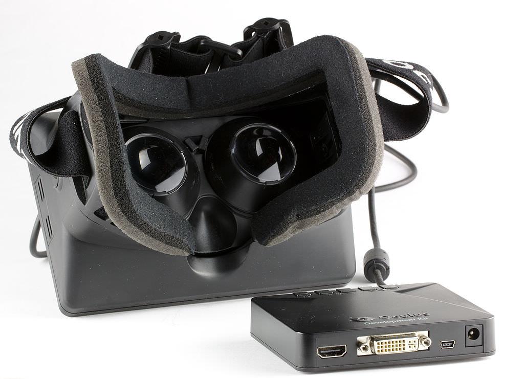 Oculus Rift: simulazione a portata di mano