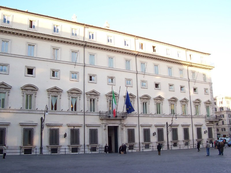 Accorinti a colloquio con Matteo Renzi