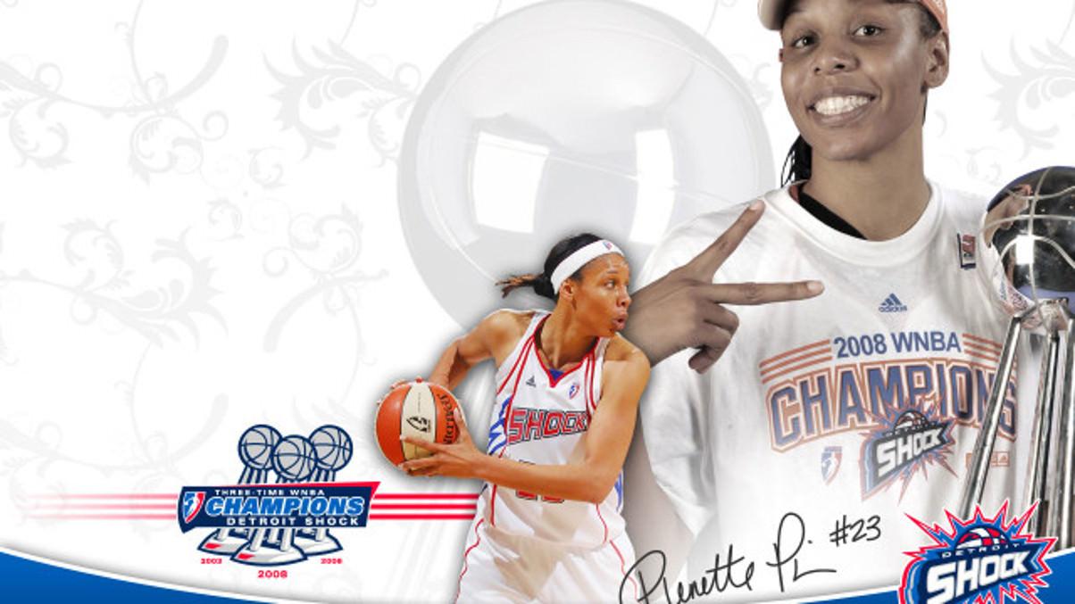 Arriva Plenette Pierson top player