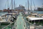 Da Genova in Sicilia per una broncopolmonite: pensionato in crociera dimesso dall'ospedale
