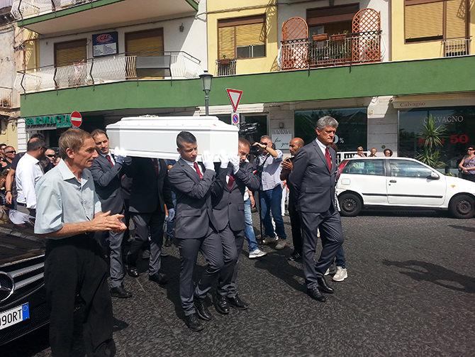 funerali laura russo