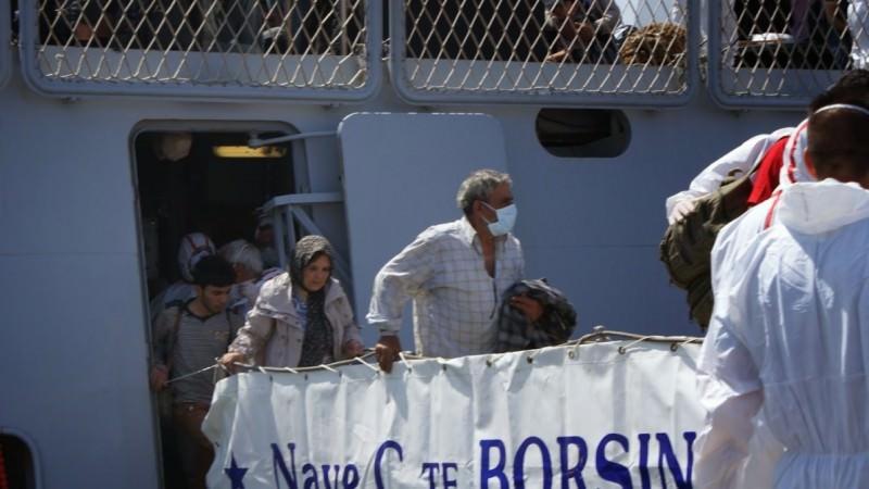 Comiso, rischio contagio e gli immigrati non vengono trasferiti