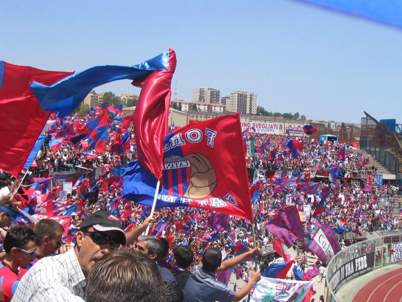 Catania, dopo la sconfitta tifosi più che mai delusi