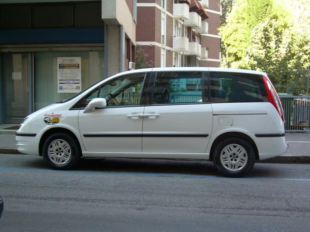 Taxi condiviso, Palermo come New York