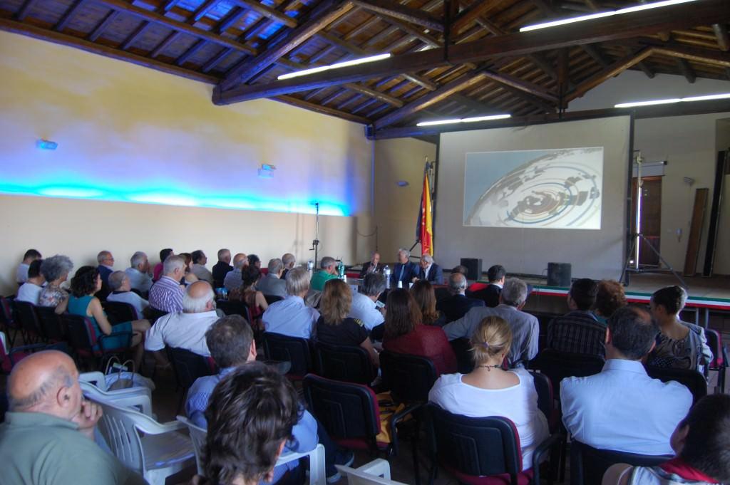 Uditorio Convegno Expo 2015 Ragalna