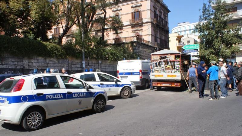 """Catania, vigile aggredito a colpi di spranga. Bianco: """"Non ci fermeremo"""""""