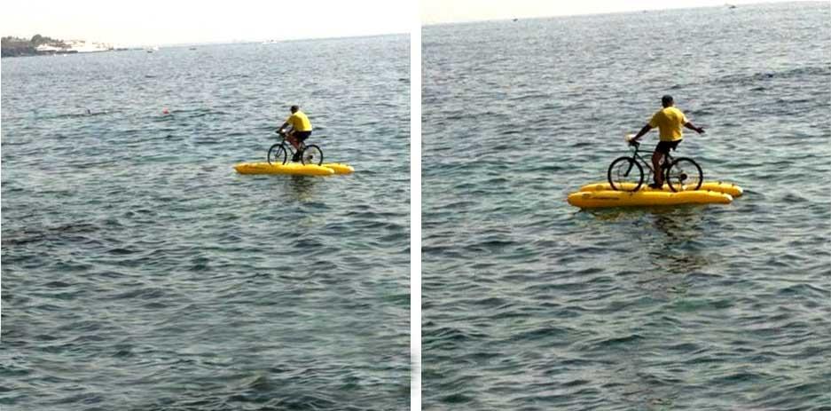 Finalmente la ciclabile Catania – Aci Trezza… a mare!