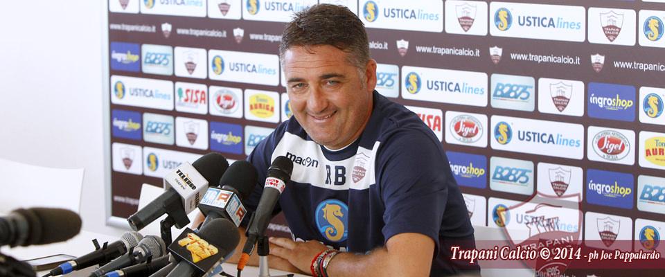 Il Trapani attende l'incognita Vicenza