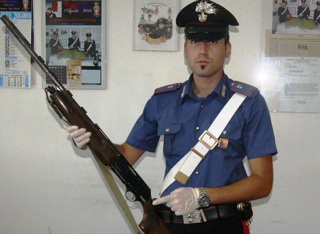 Cinque arresti operati dai carabinieri