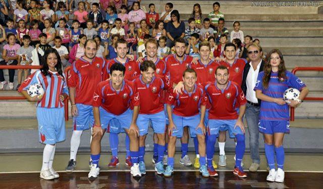 Librino in festa per il Catania calcio a 5