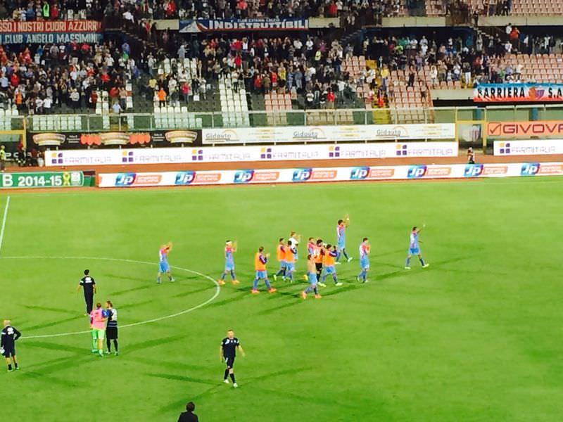 Catania, il campionato inizia adesso! Pescara affondato