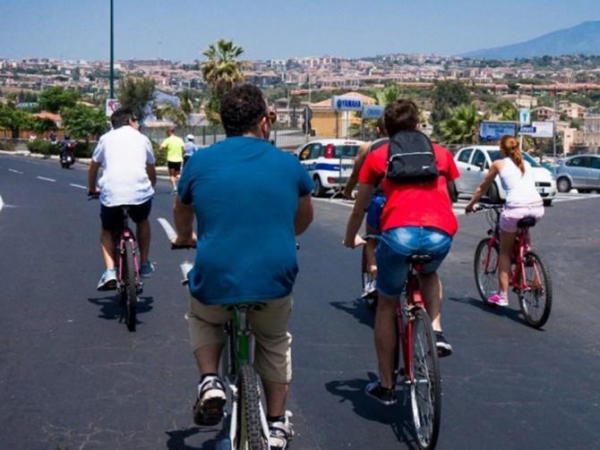 Pista ciclabile: a Catania si può fare