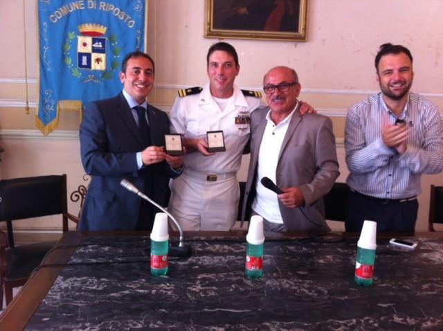 Marines di Sigonella a Riposto per l'ambiente