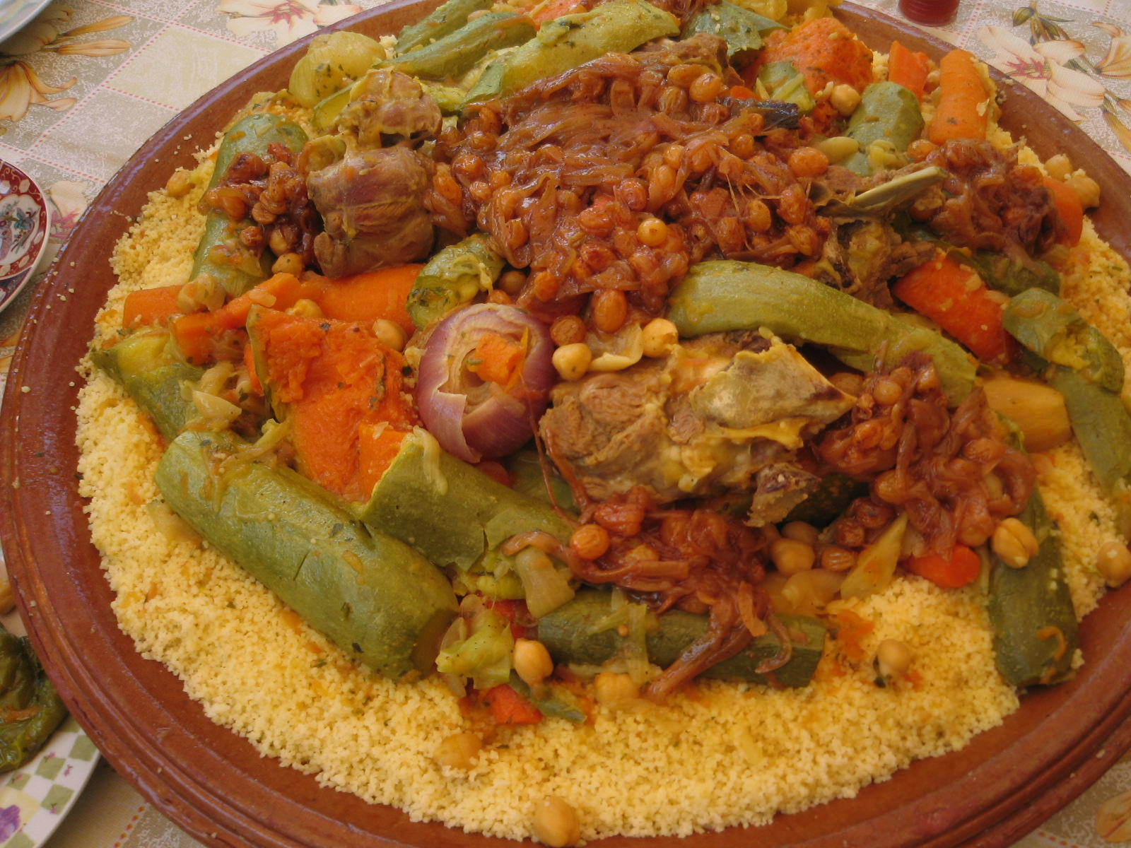 italian couscous how to cook