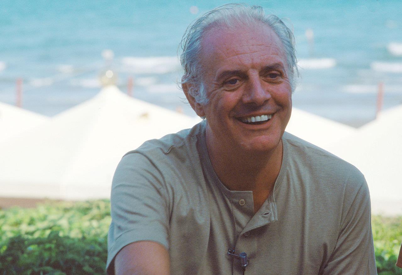 Dario Fo a Messina per la realizzazione della Biblioteca dei bambini