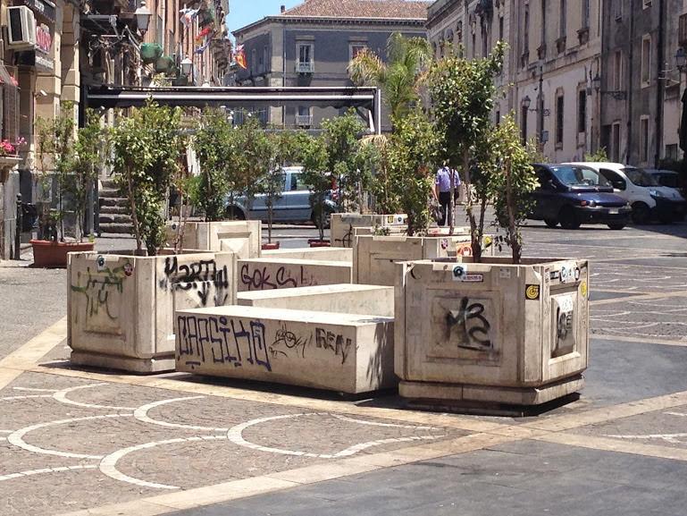 Catania: criticità nel piano edilizio del centro storico