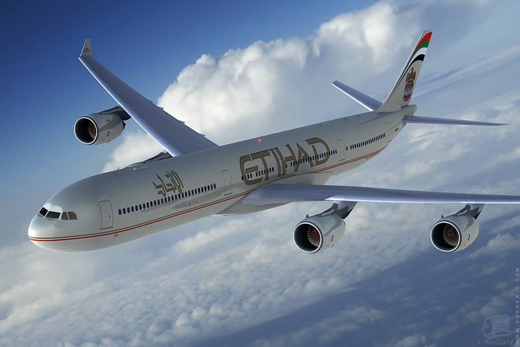 Catania: Etihad cerca hostess e assistenti di volo