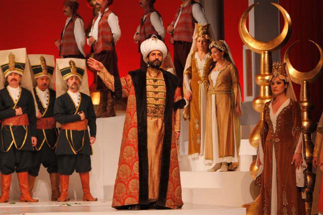 A Taormina la meravigliosa favola turca di Mozart