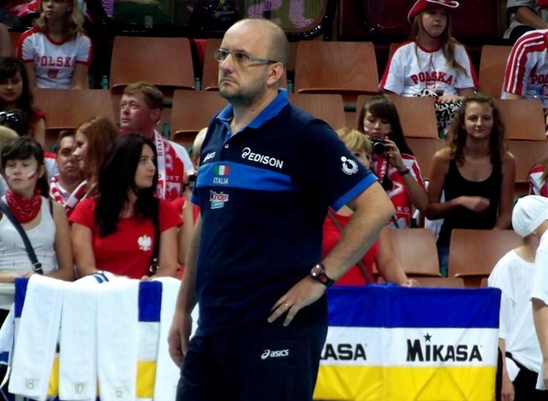 Italvolley, secondo turno senza Zaytsev e con la Serbia