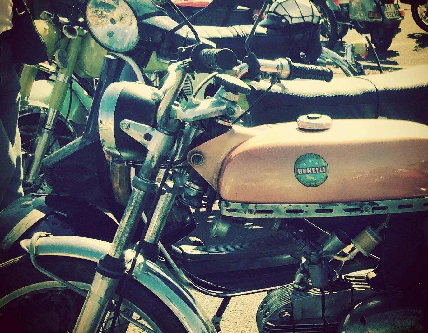 Mettiamoci in gioco… con le moto d'epoca!