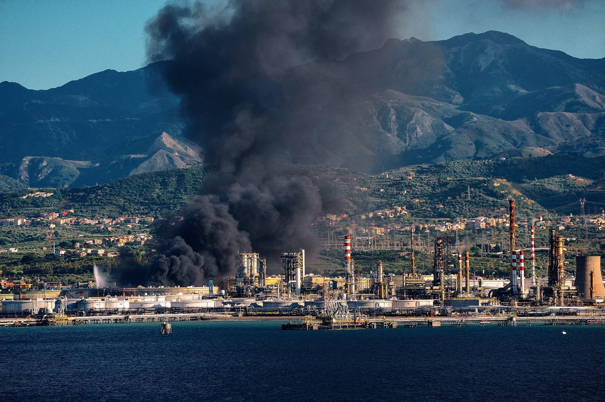 """Inquinamento a Milazzo, cosa chiedere al nuovo sindaco? Maimone (Adasc): """"L'emergenza ambientale e sanitaria esiste"""""""