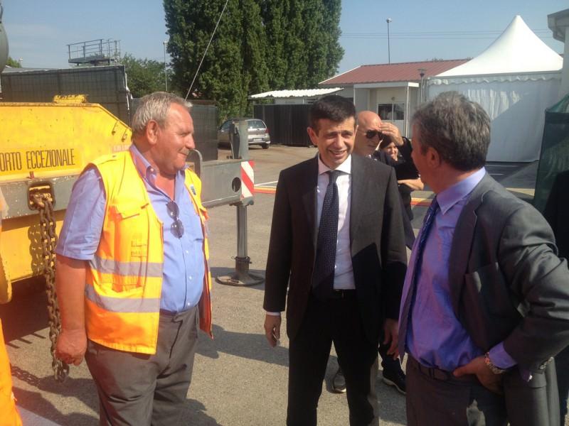 Trasporti, il ministro Lupi incontra la Sicilia