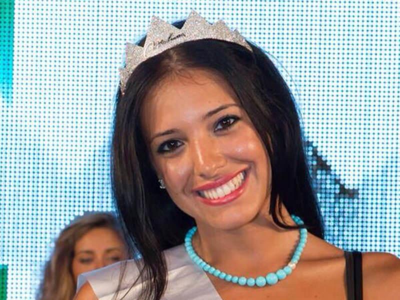 Miss Italia è Clarissa di Sciacca