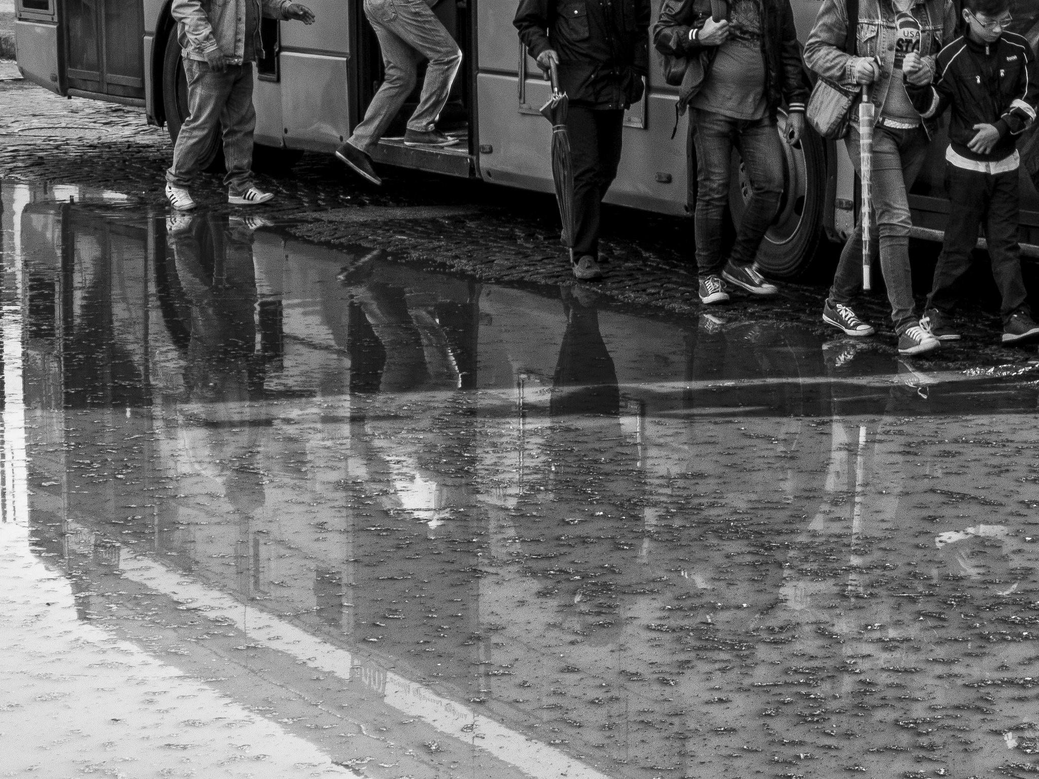 Ancora maltempo in Sicilia: pioggia ovunque. Ecco le previsioni anche per la settimana