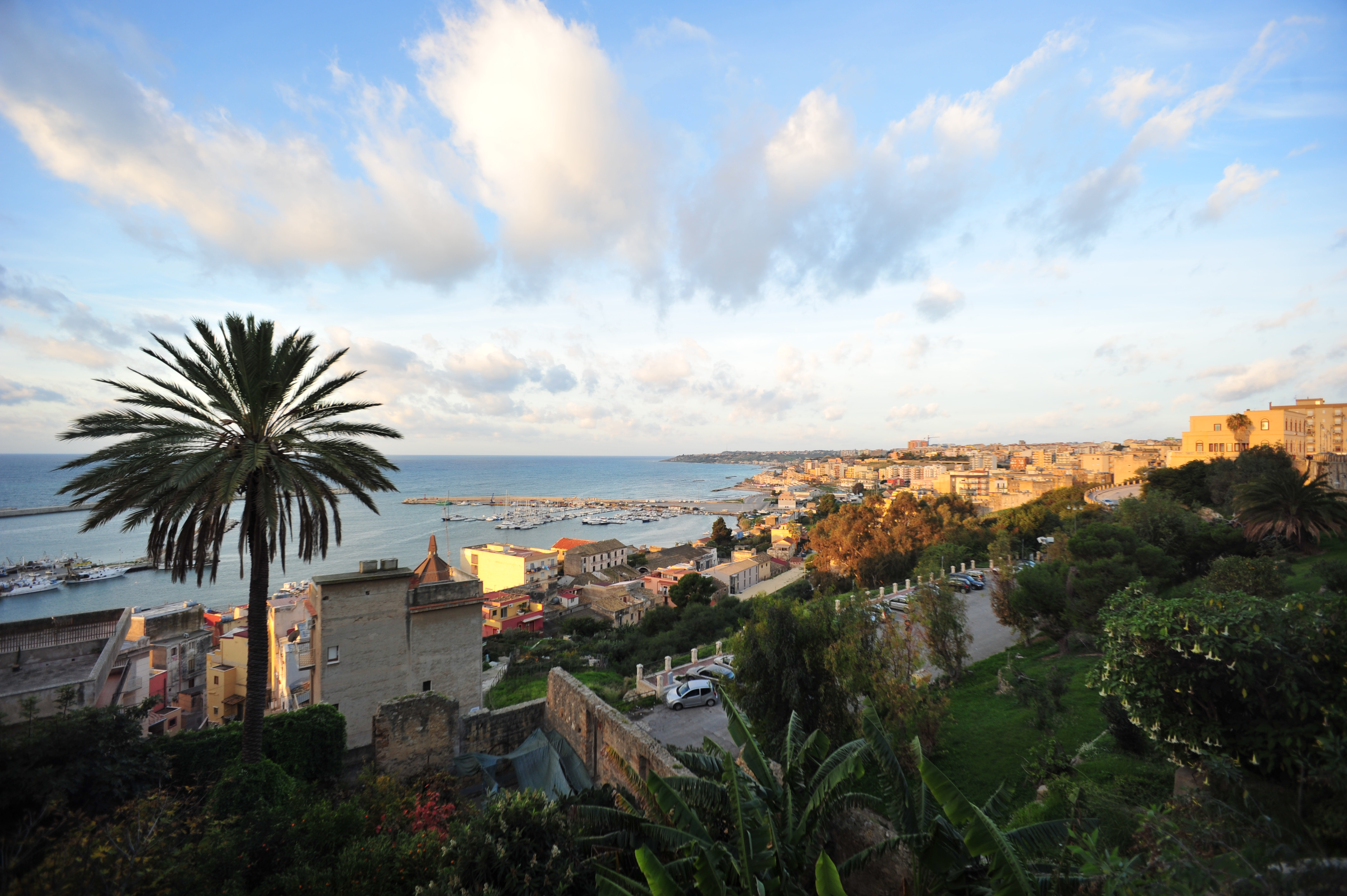 A Sciacca l'incompiuta più antica d'Italia