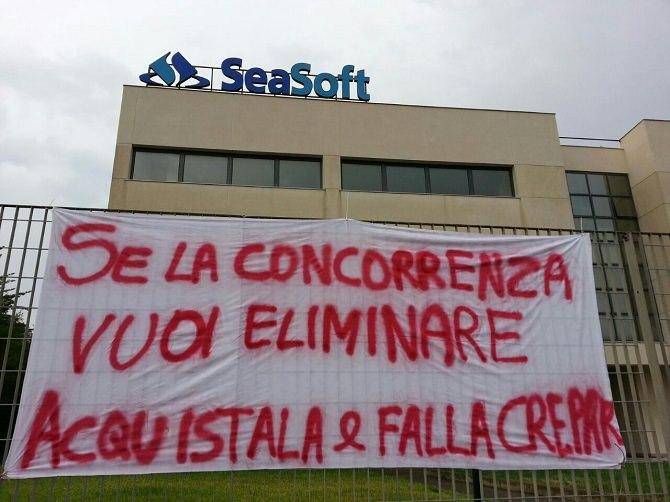 Catania, licenziati i 12 lavoratori Seasoft
