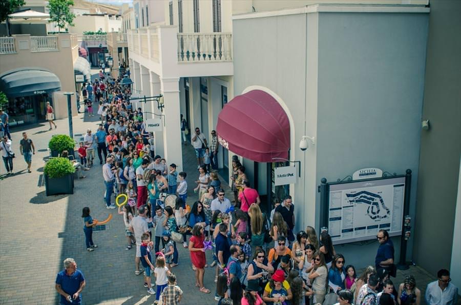 La Fashion Week approda al Sicily Outlet Village