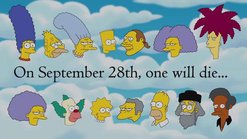 E un altro Simpson muore: Krusty?