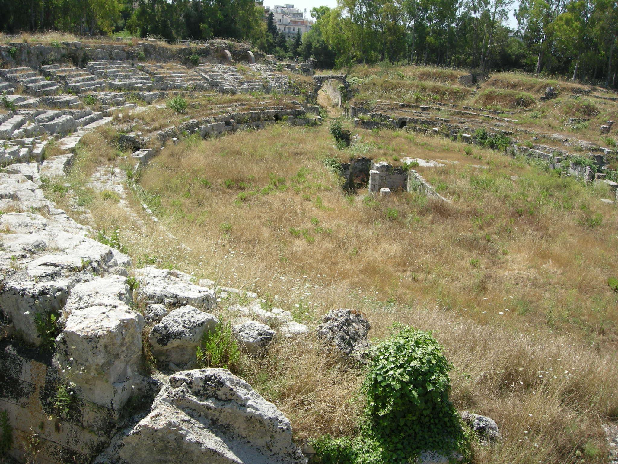 Siracusa, l'Anfiteatro romano si rifà il look