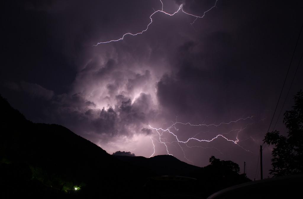Allerta meteo in tutta la Sicilia: pioggia e temporali previste per stasera e domani