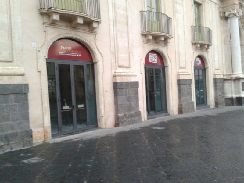 Catania, con concerto e teatro parte Ingresso Libero