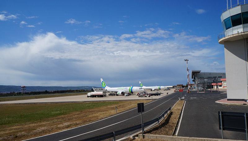 L'aeroporto di Comiso cresce e punta sempre più in alto