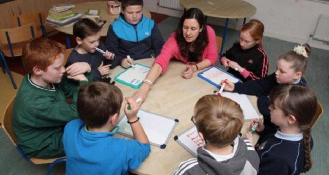 A San Gregorio workshop su bambino ed apprendimento
