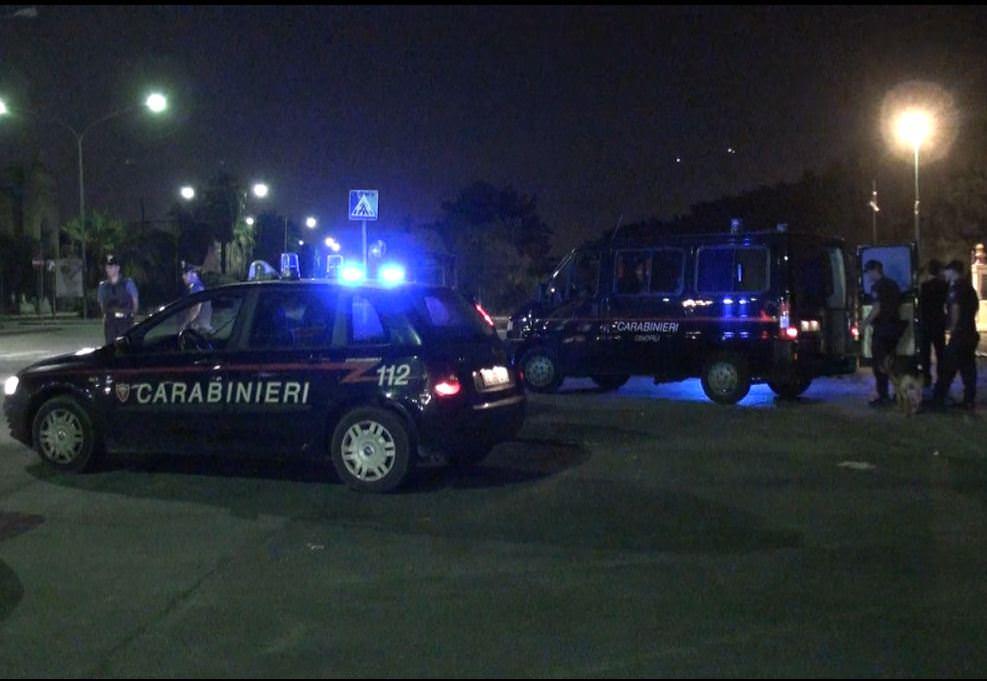 Palermo, quattro arresti dei carabinieri
