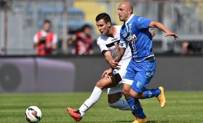 """Ciclone Empoli si abbatte su Palermo, 3-0 al """"Castellani"""""""