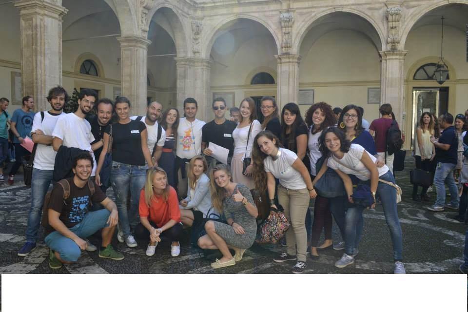 Erasmus Welcome Day: ottimo inizio