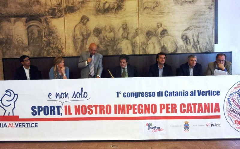 """Atleti nominati da Bianco """"ambasciatori di Catania nel mondo"""""""